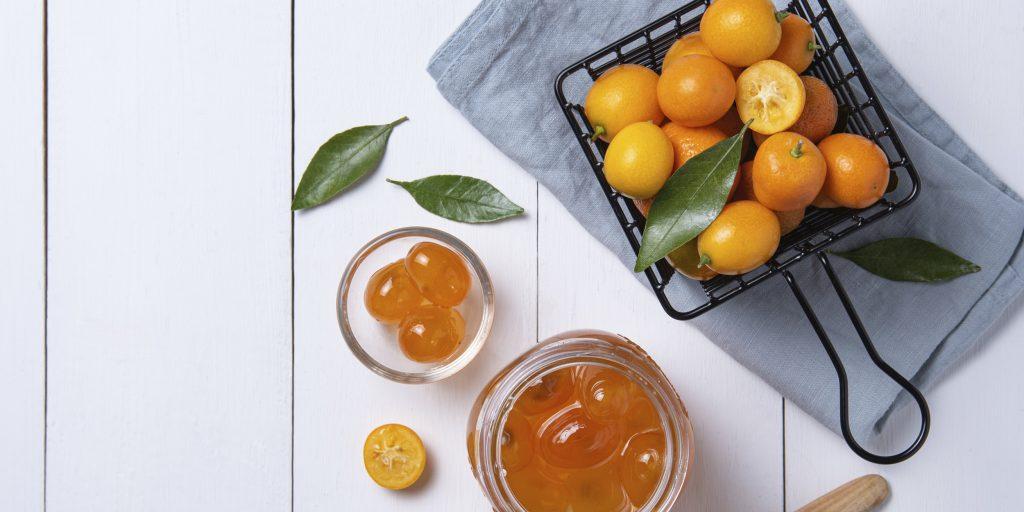 Кумкват с медом
