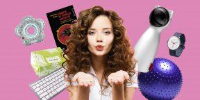 Находки для женщин: смарт-часы Xiaomi, костюм-двойка и полезные сладости