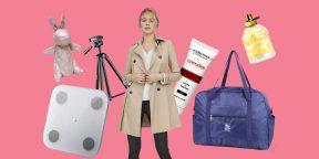 Находки для женщин: силиконовый коврик, платье с поясом и умные весы Xiaomi