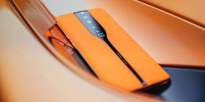 OnePlus показала смартфон Concept One с исчезающей камерой