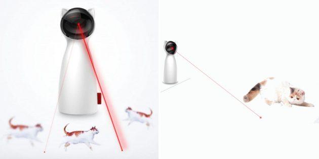 Интерактивная игрушка для кота