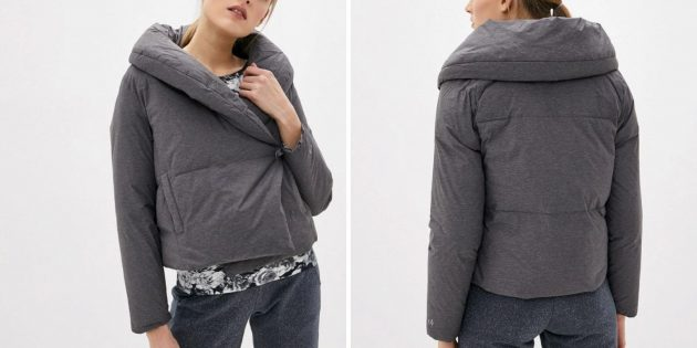 Укороченная куртка Deha
