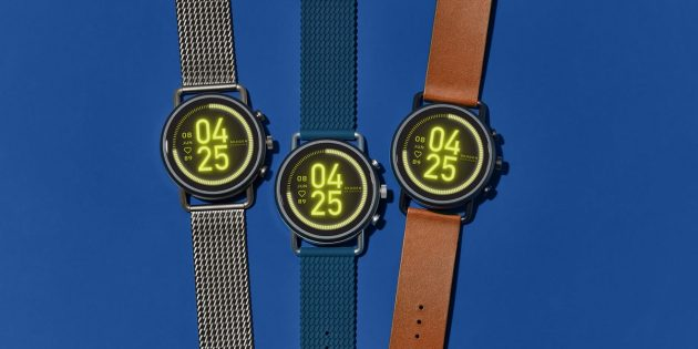 умные часы на Wear OS