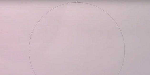 Как нарисовать звезду: сделайте пятую отметку