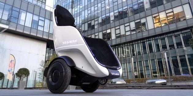 CES 2020: Segway S-Pod