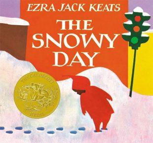 самые читаемые книги: «Снежный день»