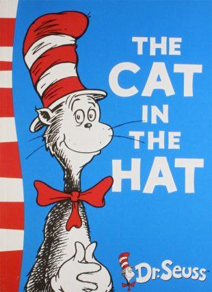 самые читаемые книги: «Кот в шляпе»