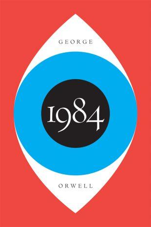 самые читаемые книги: «1984»