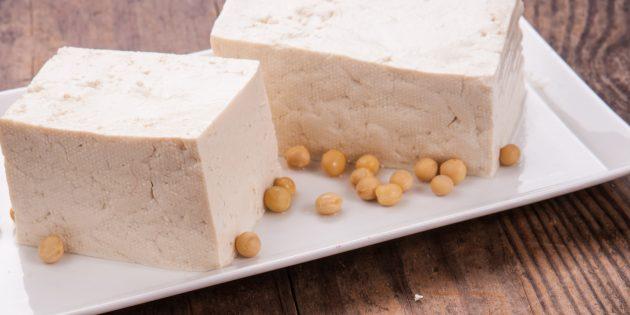 В каких продуктах содержится железо: тофу