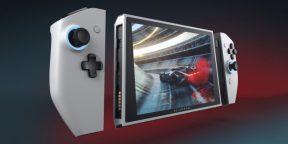 Alienware показала Concept UFO — игровой ПК в формате Nintendo Switch