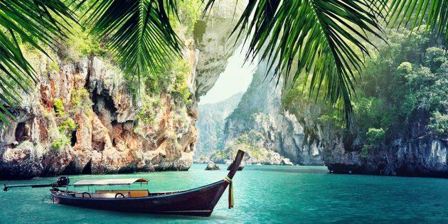 Таиланд, отпуск в Таиланде, пляжи Таиланда