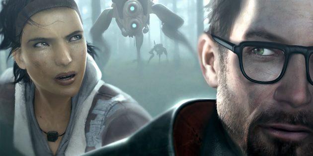 Все части Half-Life стали временно бесплатными в Steam