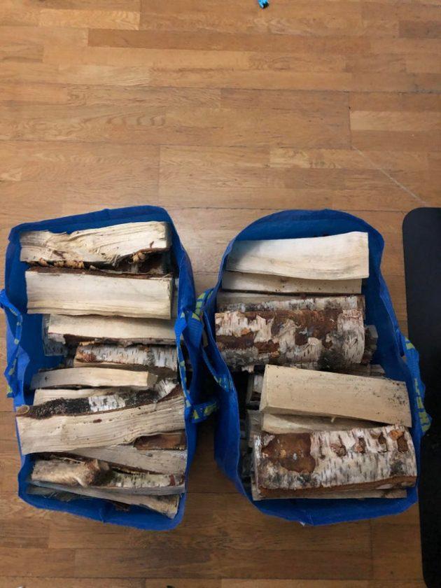 вторая жизнь сумок из IKEA