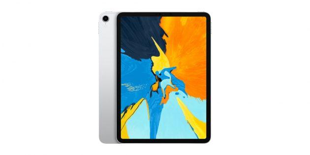 Устаревшие модели планшетов: iPad Pro 111‑го поколения (2018)