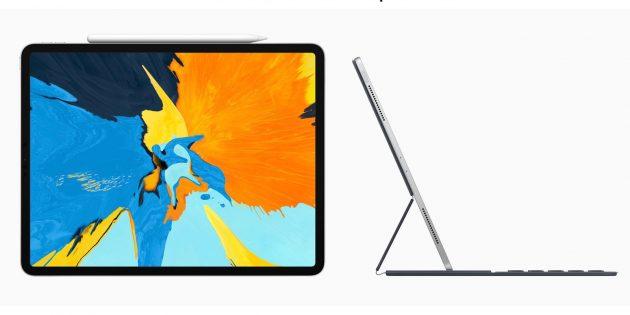 Устаревшие модели планшетов: iPad Pro 12,93‑го поколения (2018)