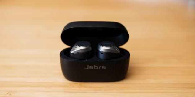 обзор Jabra Elite 75t