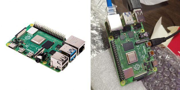 Raspberry Pi 4B
