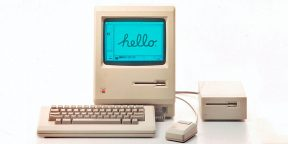 Видео дня: презентация первого Macintosh 1984 года