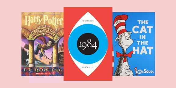 10 самых читаемых книг публичной библиотеки Нью-Йорка за 125 лет