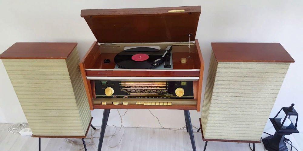 Радиола Rigonda stereo отлично впишется в стиль хюгге