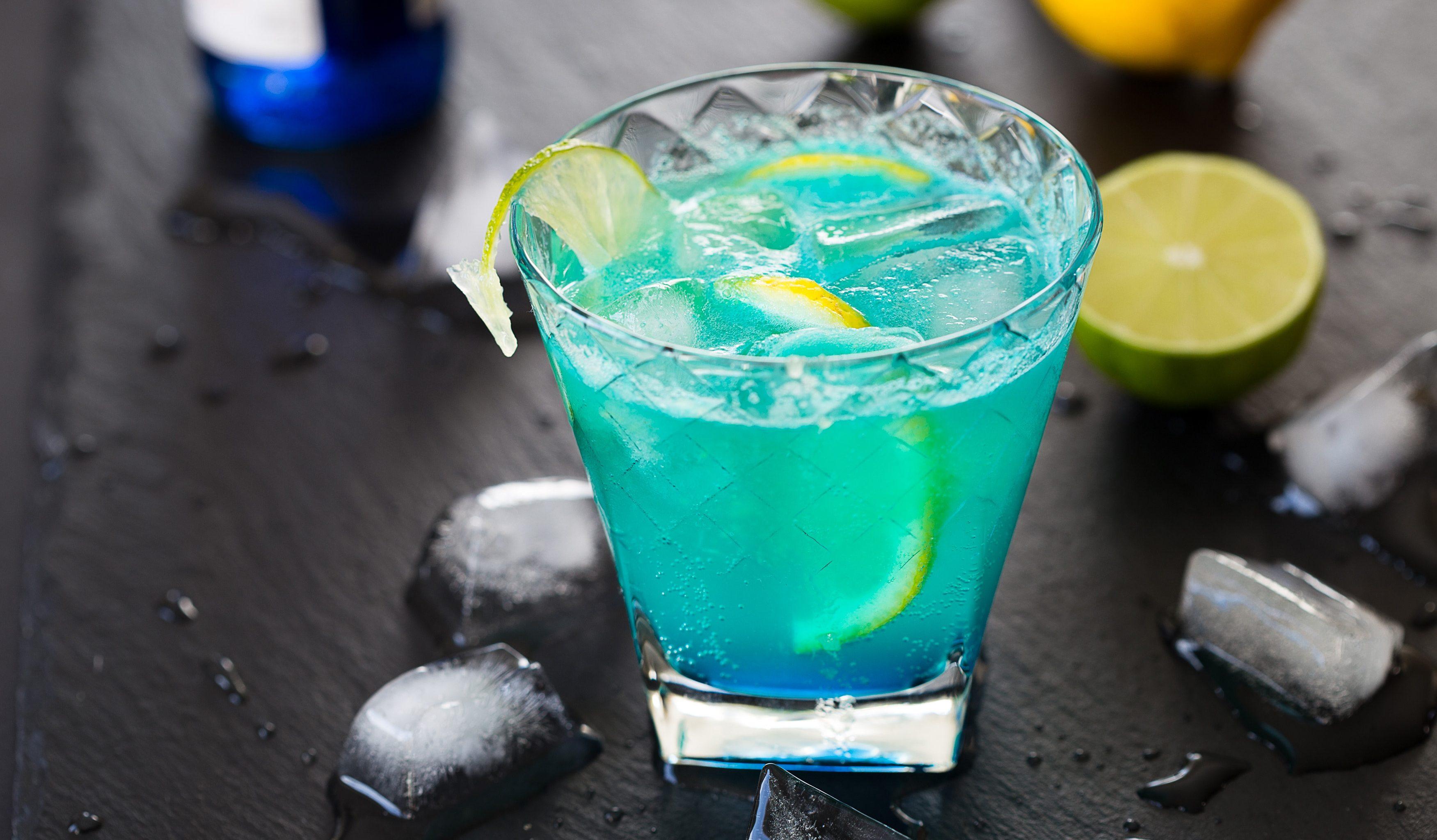 Безалкогольная «Голубая лагуна» - Лайфхакер