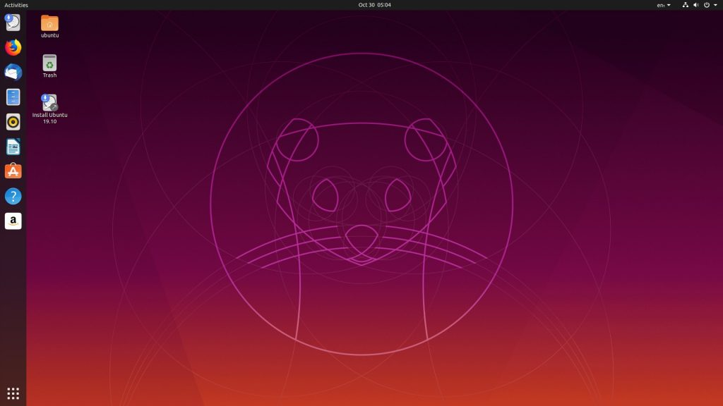 Дистрибутив Linux Ubuntu
