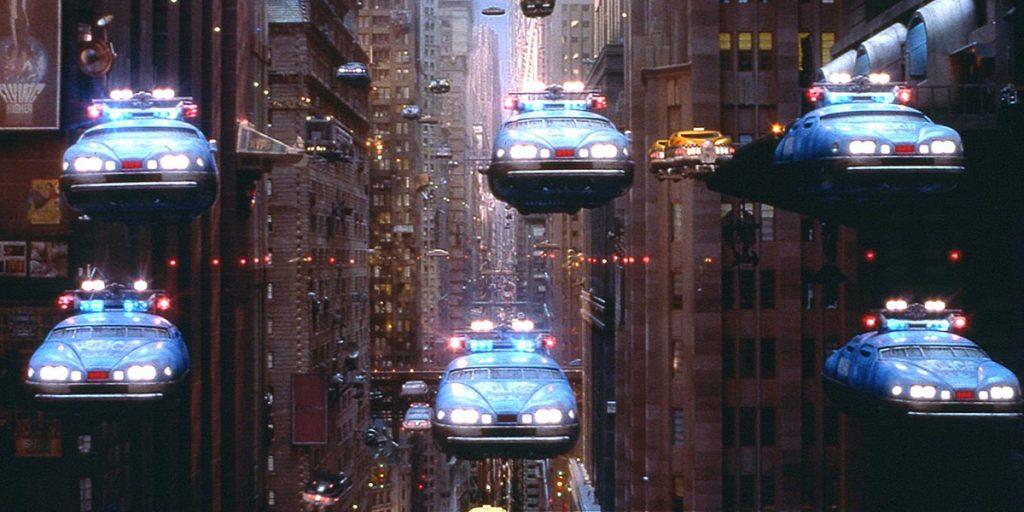 Изобретения из фильмов: летающий автомобиль из «Пятого элемента»