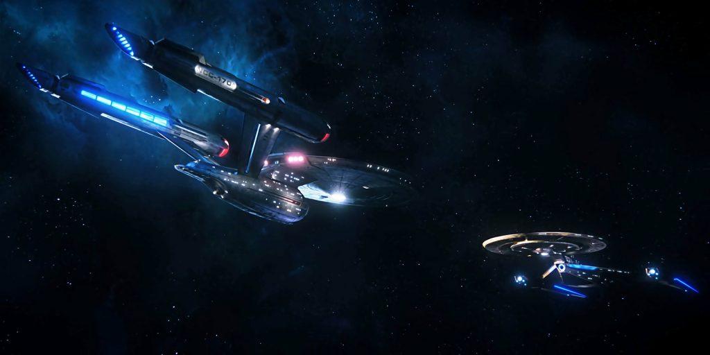 Изобретения из фильмов: варп-двигатель из «Звёздного пути»