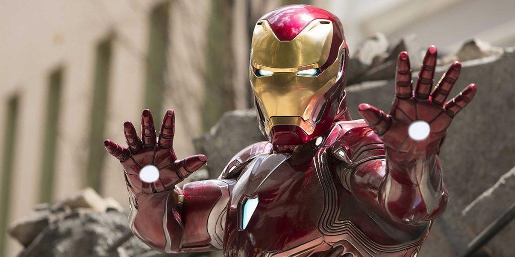 Изобретения из фильмов: костюм Железного Человека