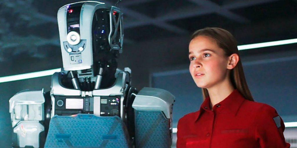 Изобретения из фильмов: «мама» из «Дитя робота»