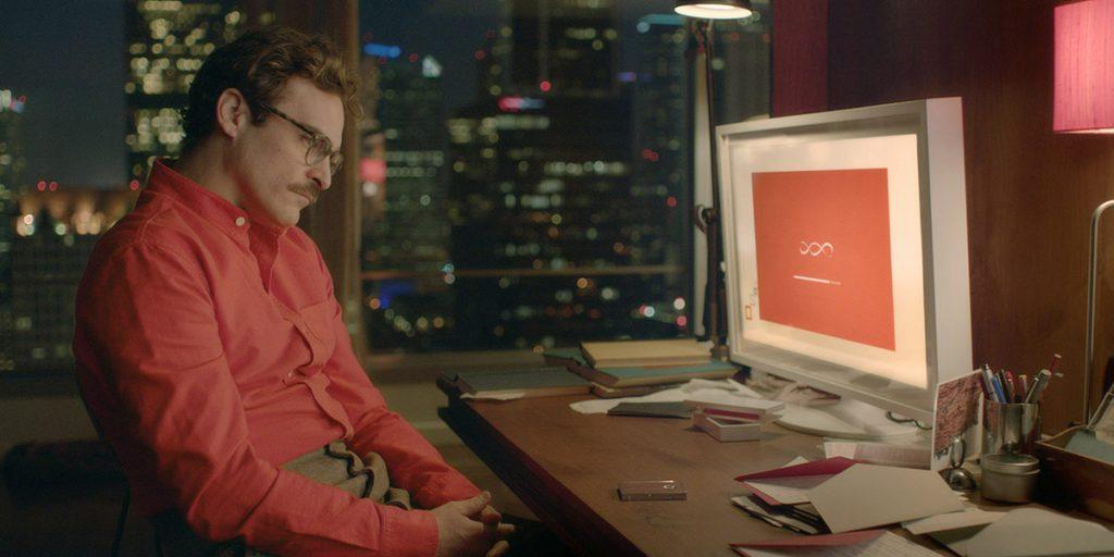 Виртуальный партнёр по жизни из фильма «Она»