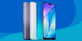 Xiaomi представила обновлённый смартфон-пауэрбанк Redmi 8A Dual