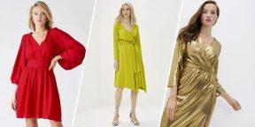 Какие платья носить этой осенью и зимой, чтобы выглядеть модно