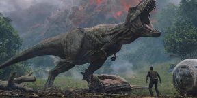 10 захватывающих фильмов про динозавров