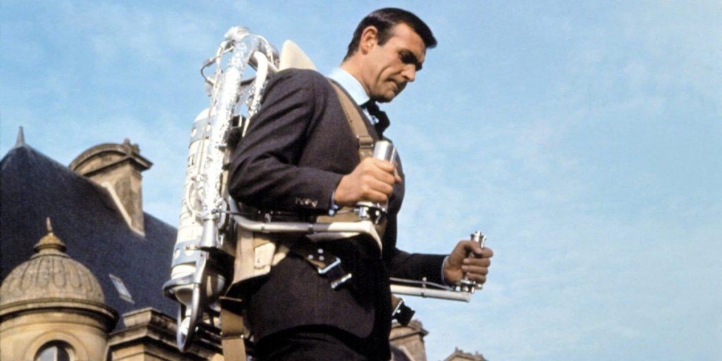 Изобретения из фильмов: реактивный ранец из «Шаровой молнии»