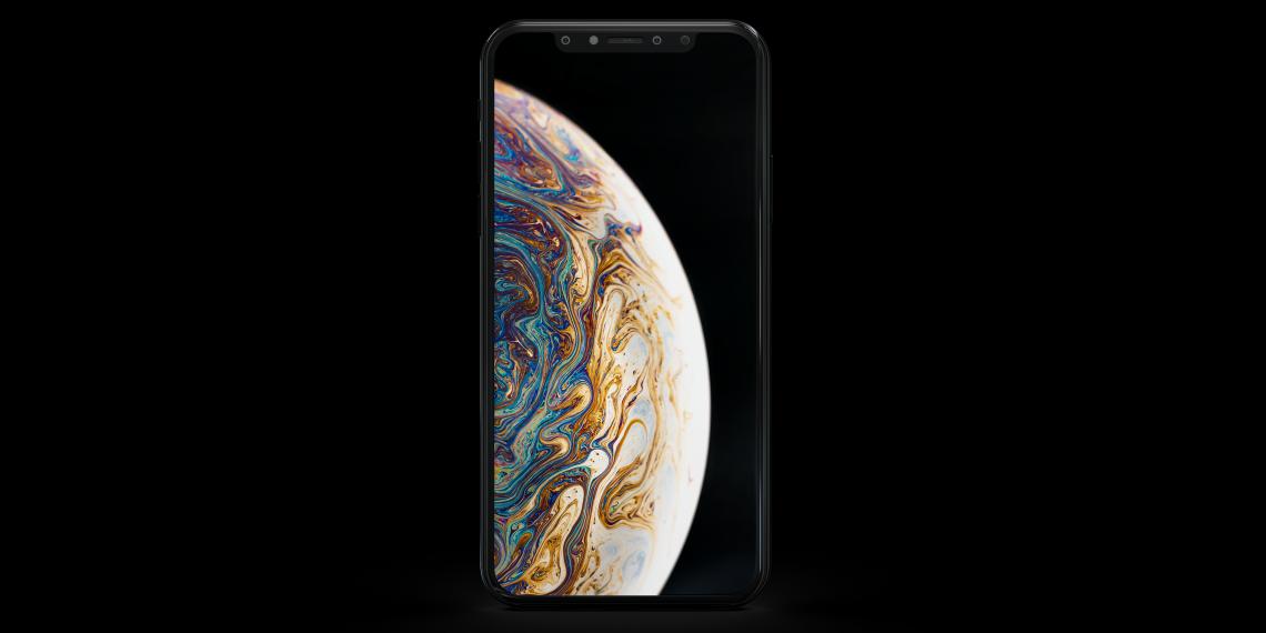12 обоев для смартфонов с OLED-дисплеями