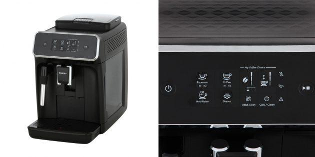 Кофемашина Philips EP2020/10Series 2200