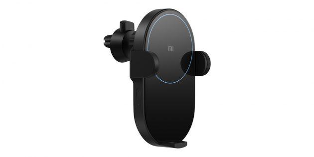 Зарядное устройство Xiaomi Wireless Car Charger