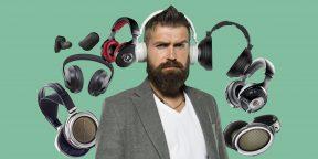 20 классных наушников стоимостью от 260 до 4 100 000 рублей