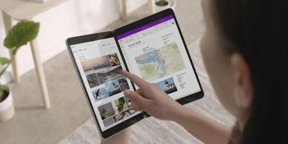 Microsoft выпустила образ Windows 10X и рассказала о главных особенностях ОС