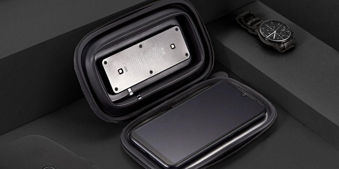Xiaomi представила чехол для дезинфекции смартфонов