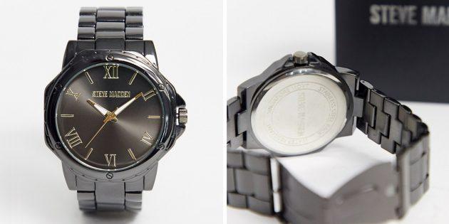 Часы от Steve Madden