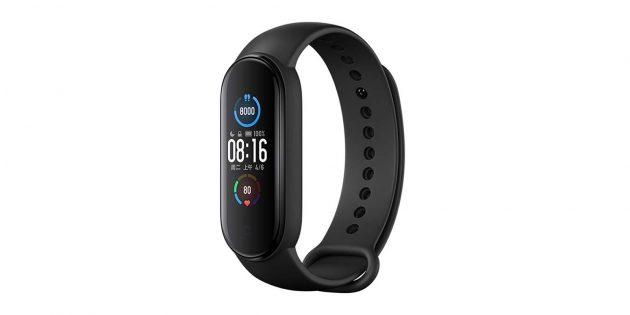 Что подарить на 23Февраля: фитнес-трекер Xiaomi Mi Band 5