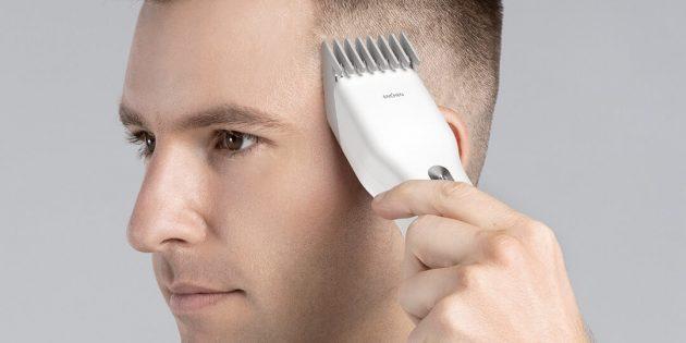 Цена дня: беспроводная машинка для стрижки волос Xiaomi Enchen Boost за 462 рубля