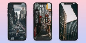 Подборка: 12 урбанистичных фоновых картинок для смартфона