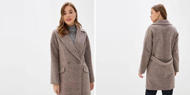Пальто от Ovelli