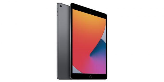 Подарки на 23Февраля: планшет iPad 2020