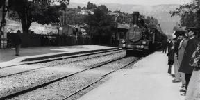 Видео дня: фильм «Прибытие поезда» 1896 года в разрешении 4K с частотой 60кадров