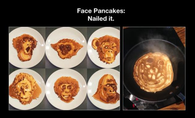 Ожидания против реальности: 17 фото блюд по красивым рецептам из интернета
