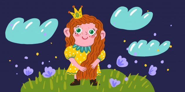 Сказочные считалки для детей